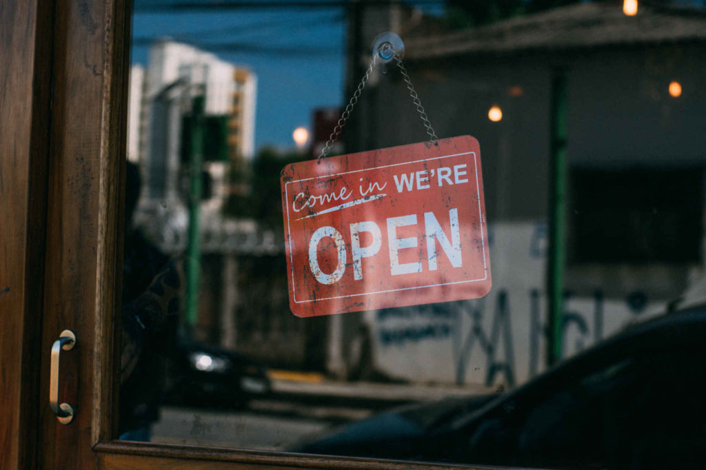Photo of shope open sign by Kaique Rocha from Pexels